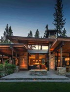 53 Best Rustic Mountain Home Plans Awesome Mountain Modern Home In Martis Camp with Indoor Outdoor Living