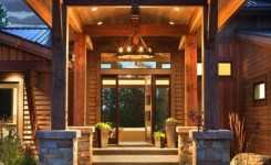 53 best rustic mountain home plans best of rustic modern dwelling nestled in the northern rocky mountains
