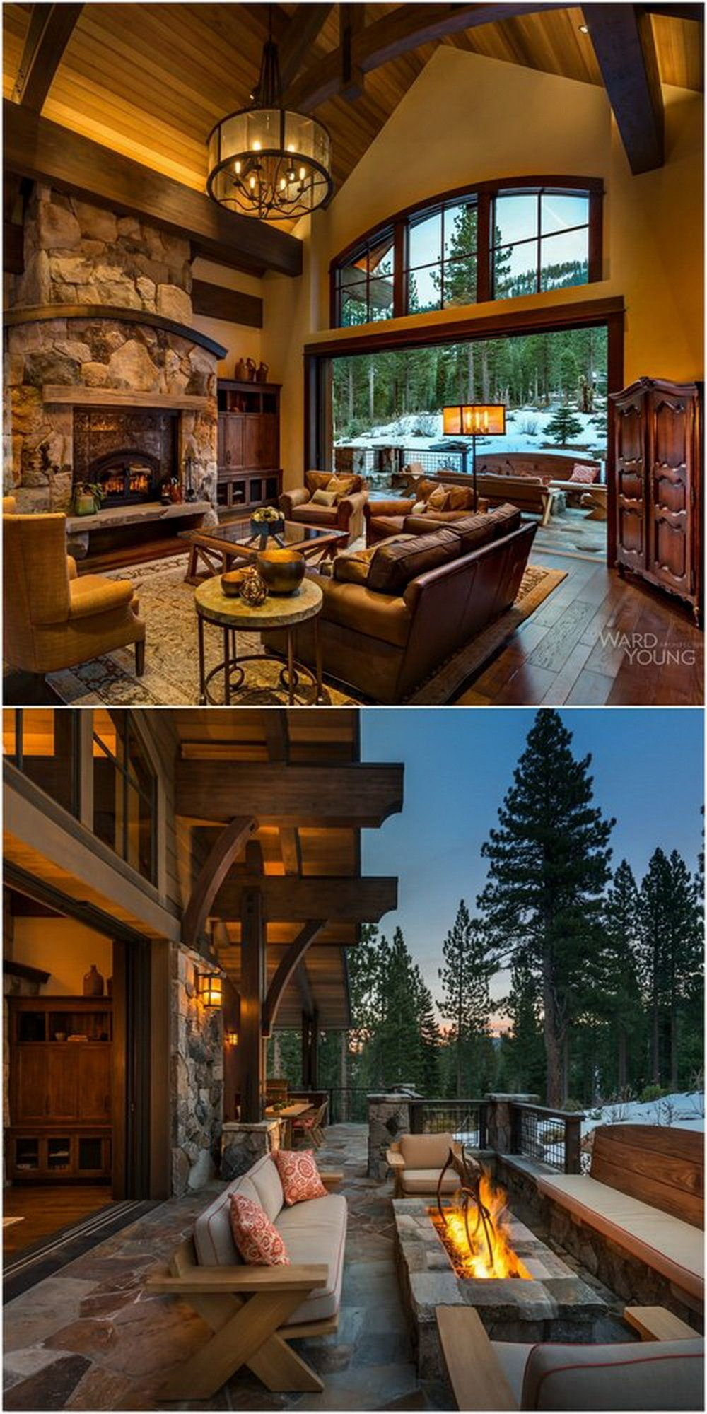 53 Best Rustic Mountain Home Plans Fresh Home Plate Lodge Martis Camp Lake Tahoe In 2018