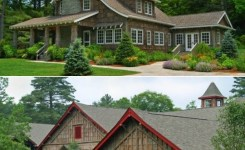 53 best rustic mountain home plans inspirational bark siding gives these homes a rustic feel absolutely beautiful