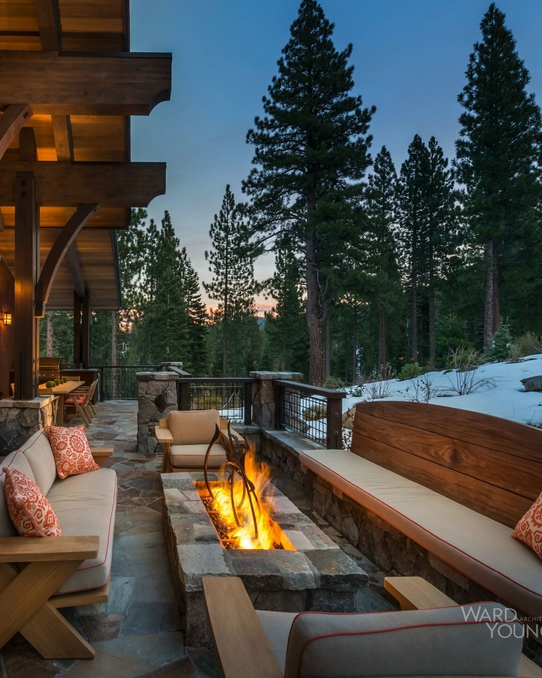 53 Best Rustic Mountain Home Plans Lovely Home Plate Lodge by Ward Young Architects Martiscamp Laketahoe