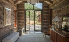 53 best rustic mountain home plans luxury modern rustic homestead showcases views over the teton range