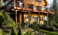 65 mountain cabin plans hillside awesome pin by bill on houses