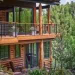 65 Mountain Cabin Plans Hillside Inspirational Modern Rustic Log Cabin Preserves Historic Charm In Steamboat