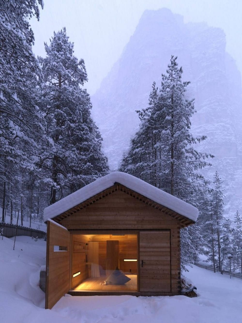 72 Mountain Chalet House Plans Awesome Remote Cottage with Views the Dolomite Mountains