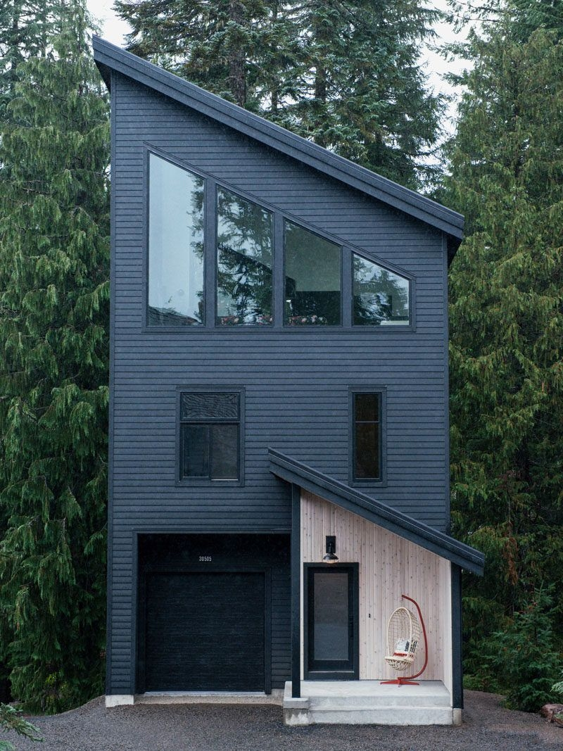 72 Mountain Chalet House Plans Awesome the Alpine Noir Chalet Sits In the Mountains oregon