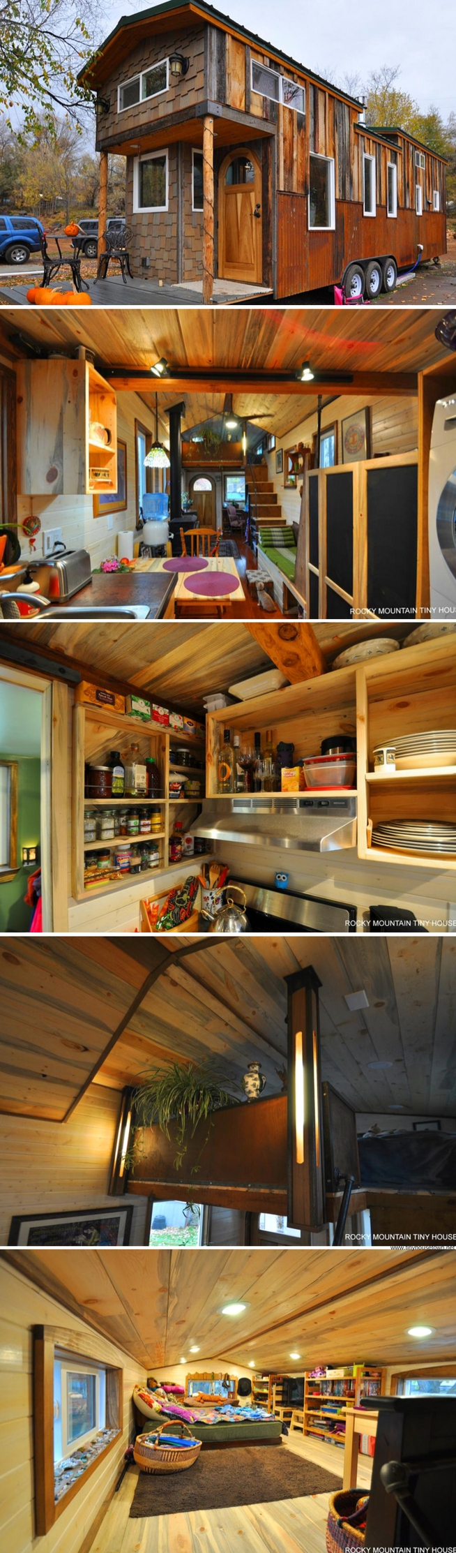 72 Mountain Chalet House Plans New the Red Mountain Tiny House From Rocky Mountain Tiny Homes