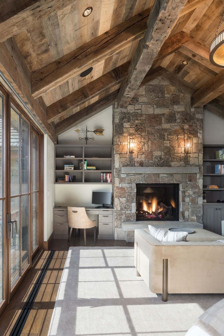 72 Mountain Chalet House Plans Unique Delightful Rustic Home In Wyoming with A Dramatic Mountain Backdrop