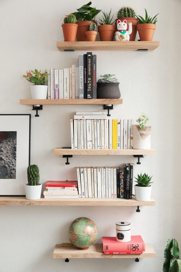 80 Floating Shelf Brackets Best Of Wall Bracket Create Unique and Creative Tiptoe Shelves