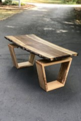 93 Live Edge Coffee Table Awesome sold Live Edge Coffee Table Black Walnut and Maple Coffee