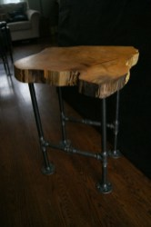 93 Live Edge Coffee Table Fresh Natural Edge Elm End Table Live Edge End by Rocksandrootsaccents