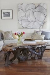 93 Live Edge Coffee Table Lovely Get the Look Serene Contemporary Style Homespo