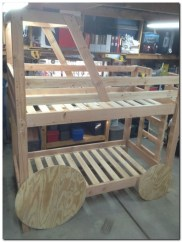 Bunk beds for kids the most fun they can have going to bed 26