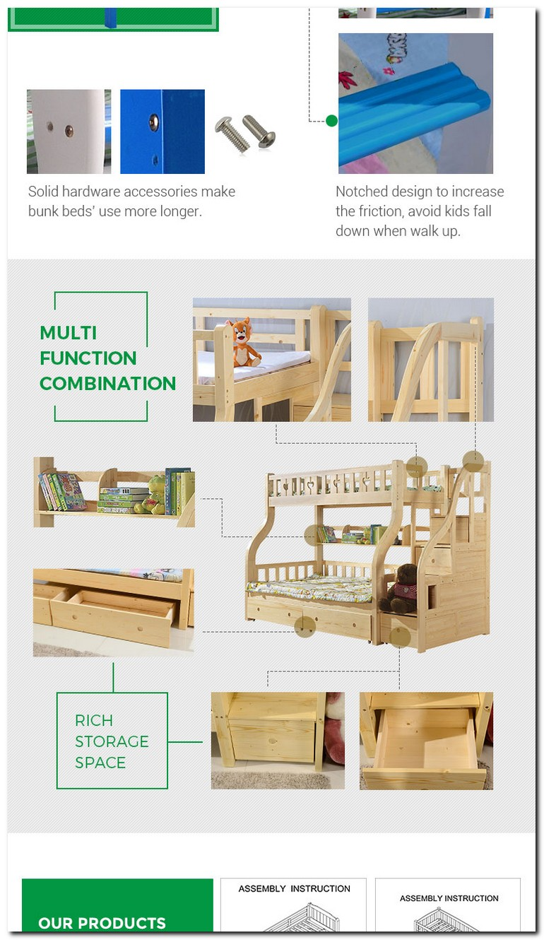Bunk beds for kids precautions for children and types of bunk beds 26