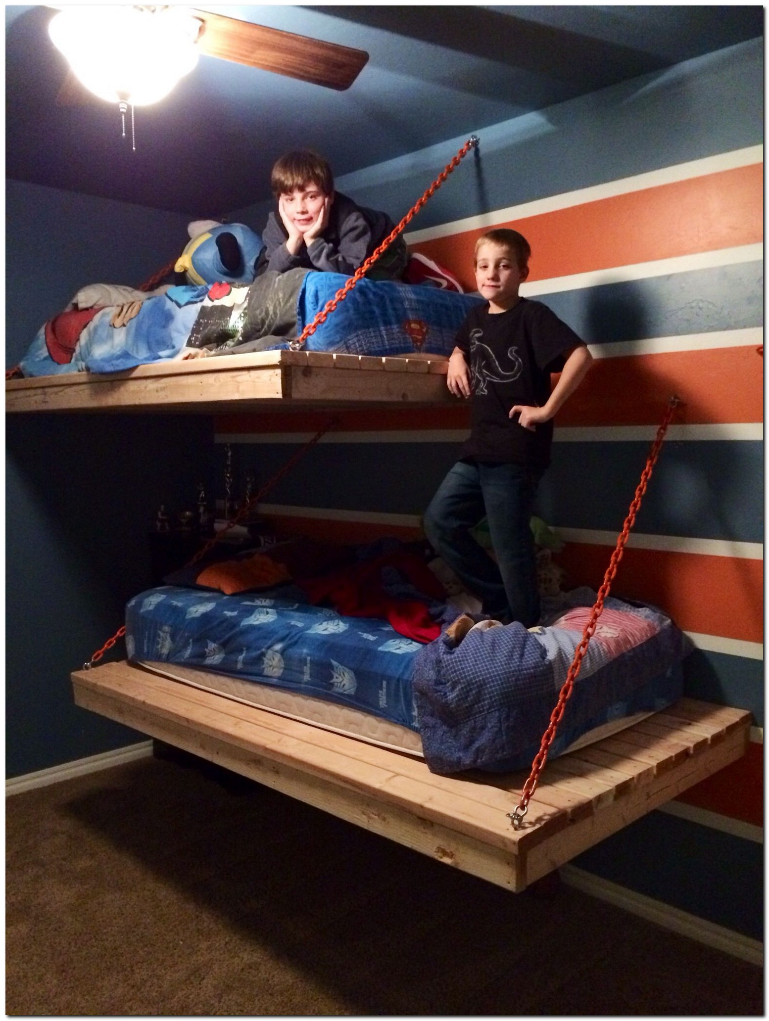 Futon bunk beds for kids 18