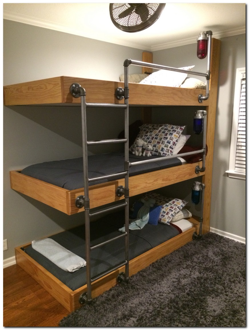 How to choose the most suitable bunk beds for kids 21