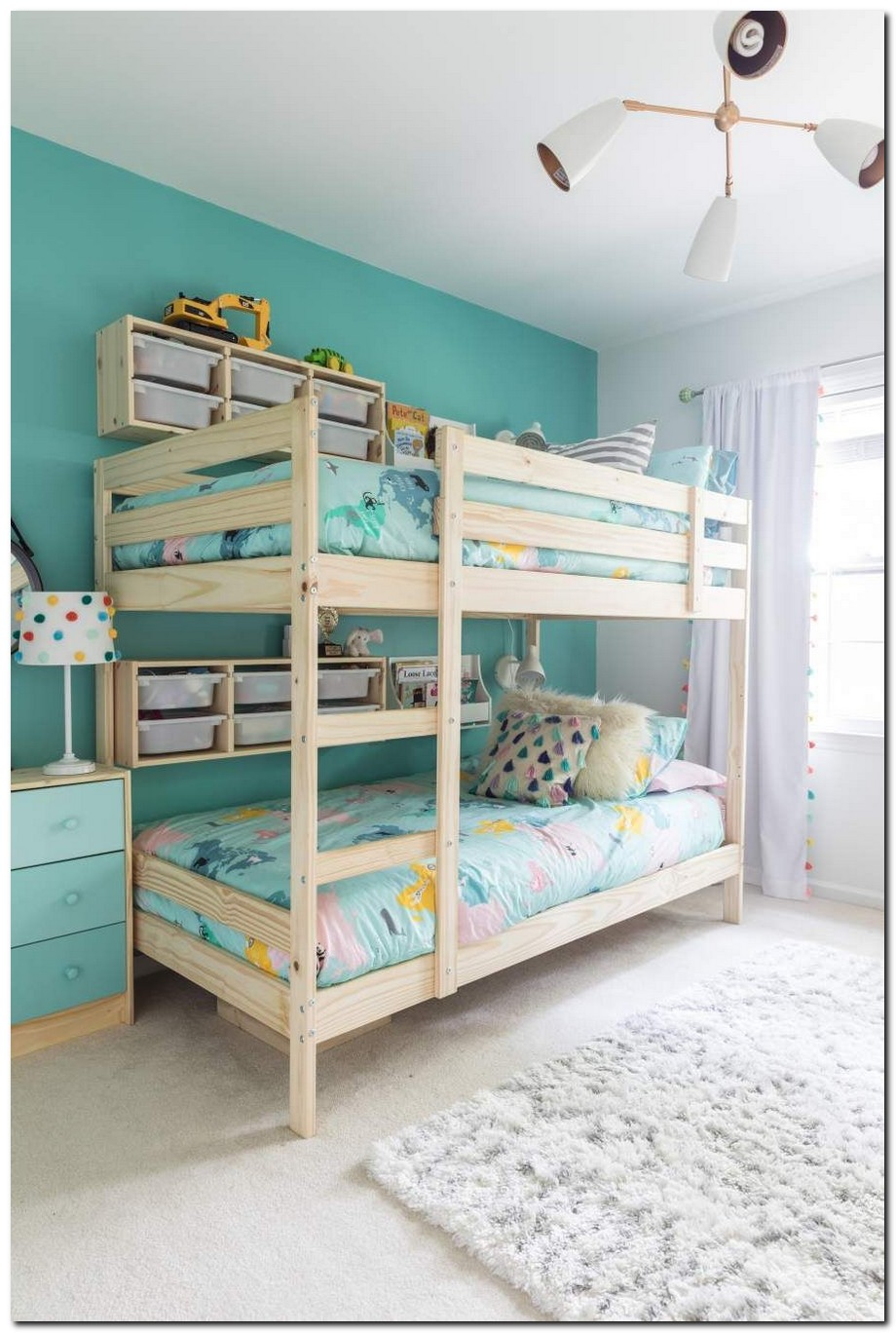 How to choose the most suitable bunk beds for kids 4
