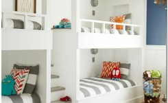 Permit your children to rest comfortably on bunk beds for kids 24