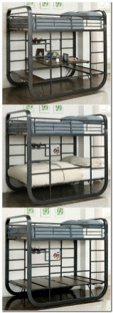 Safe steps to take when you have bunk beds for kids 12