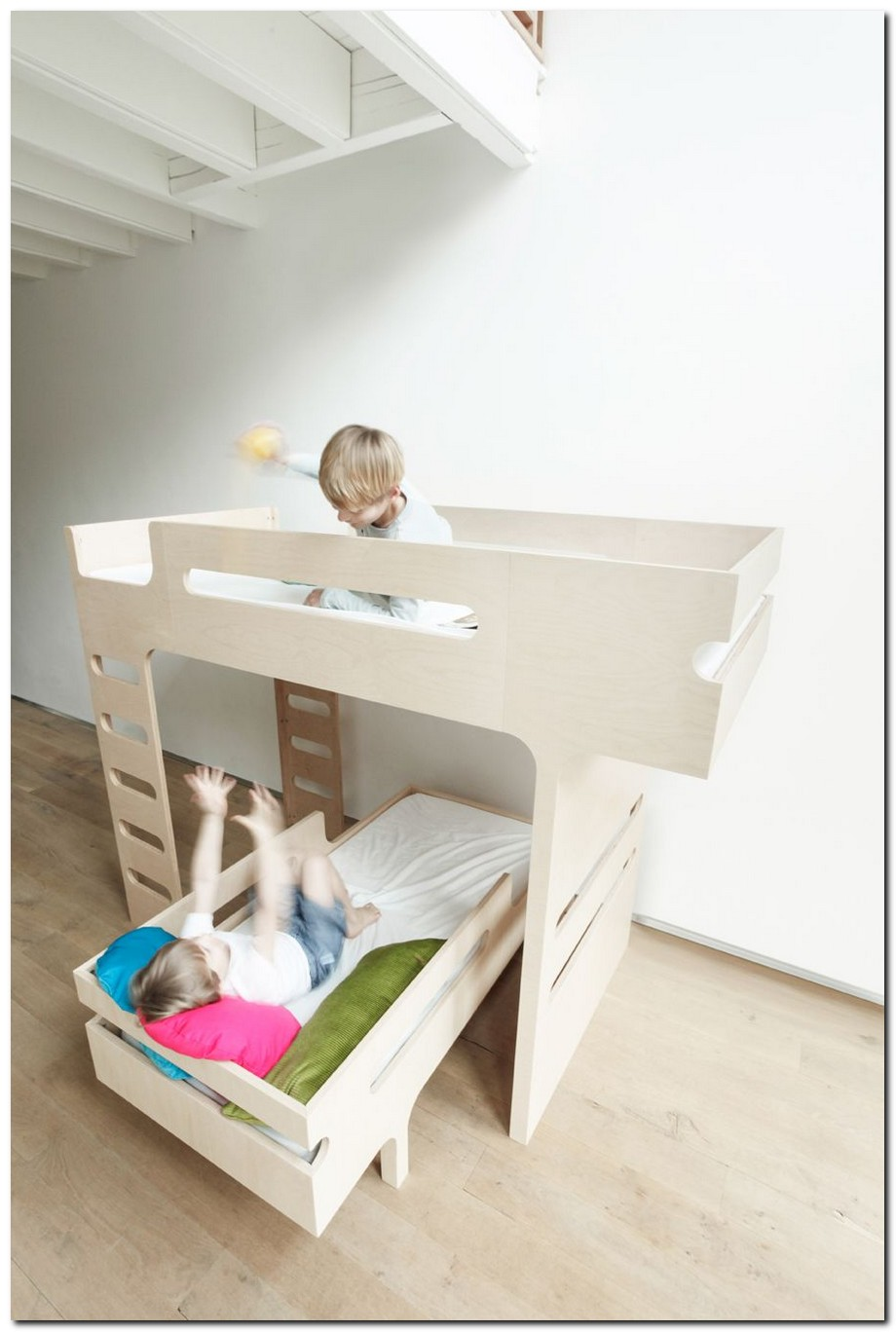The benefits of bunk beds for kids 18