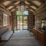 Contemporary Mountain Home Floor Plans Luxury Modern Rustic Homestead Showcases Views Over the Teton Range