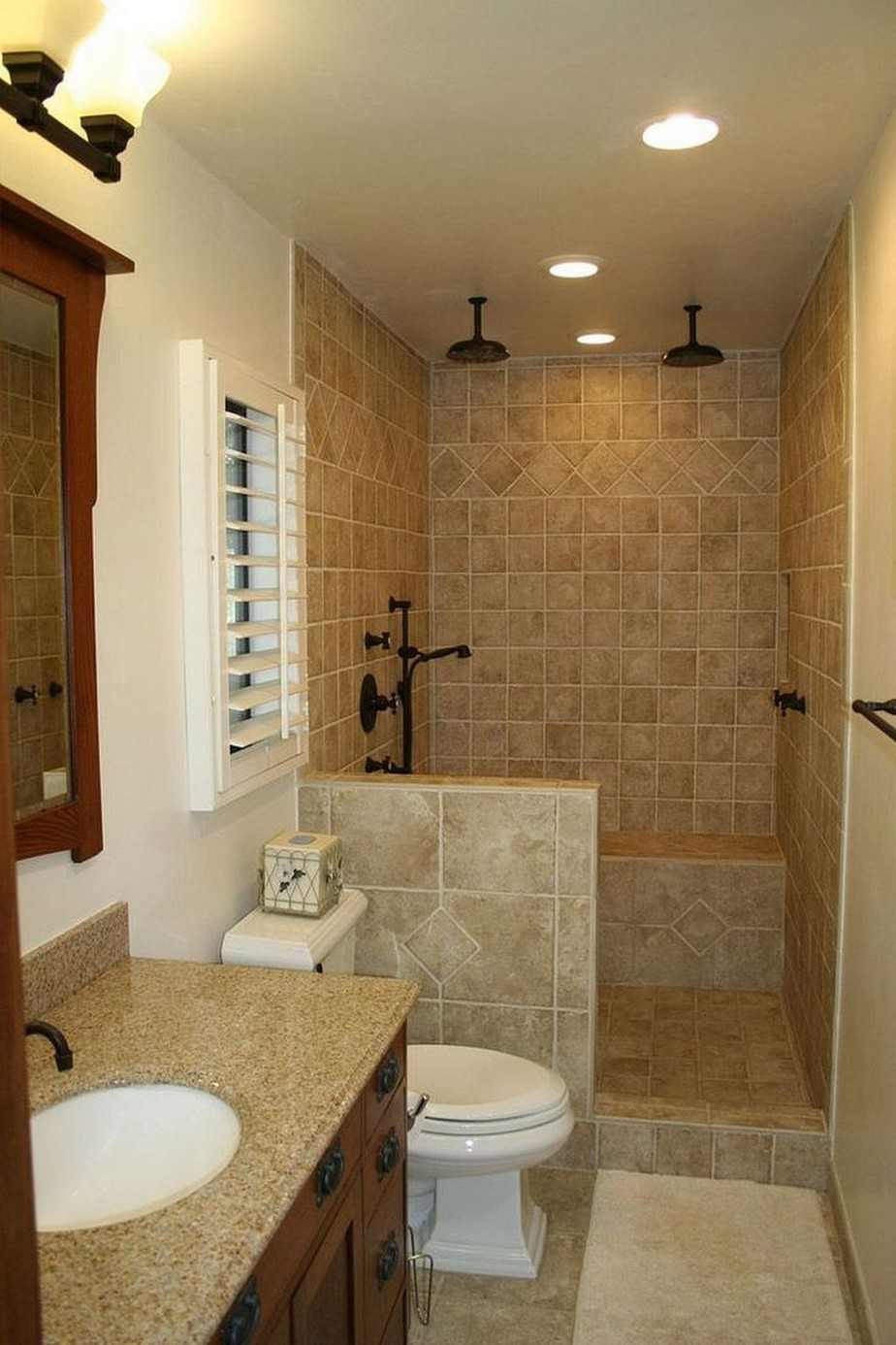 ✔️ 31 awesome small bathroom tile ideas 1