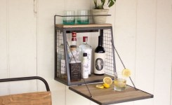 ✔️ 45 wall shelves design ideas how to decorate your home with wall shelves 19