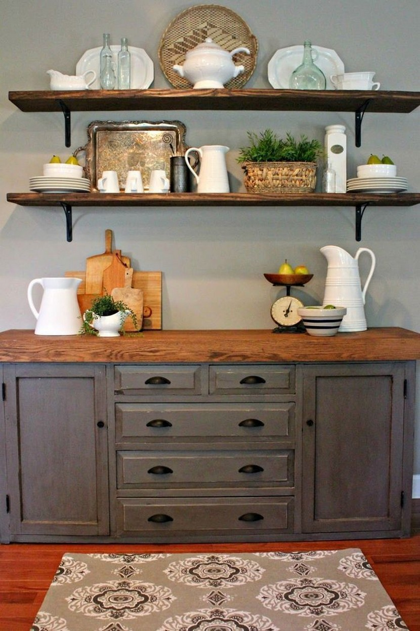 ✔️ 45 wall shelves design ideas how to decorate your home with wall shelves 22