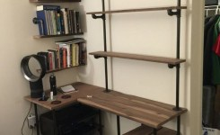✔️ 45 wall shelves design ideas how to decorate your home with wall shelves 40