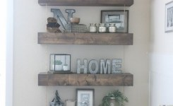 ✔️ 45 wall shelves design ideas how to decorate your home with wall shelves 45