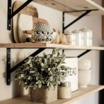 ✔️ 55 wall shelves design ideas show off your precious possessions with floating wall shelves 22