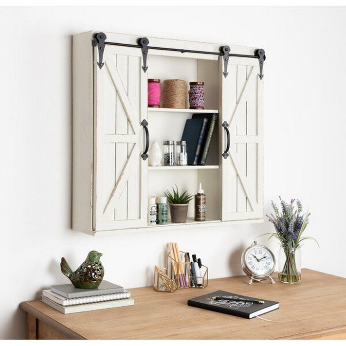 ✔️ 55 wall shelves design ideas show off your precious possessions with floating wall shelves 48