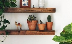 ✔️ 55 wall shelves design ideas show off your precious possessions with floating wall shelves 55