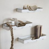 ✔️ 65 wall shelves design ideas the most efficient way to decorate your home 16