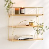 ✔️ 65 wall shelves design ideas the most efficient way to decorate your home 29