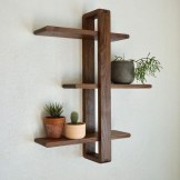 ✔️ 65 wall shelves design ideas the most efficient way to decorate your home 64