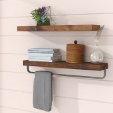 ✔️ 65 wall shelves design ideas the most efficient way to decorate your home 7