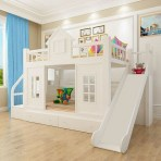 📌 4 of 63 most popular types of bunk beds 12