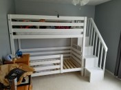 📌 4 of 63 most popular types of bunk beds 7
