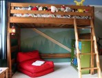 📌 4 of 63 most popular types of bunk beds 8