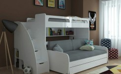45 Amazing Bunk Bed Design Ideas How To Buy A Quality Bunk Bed 3