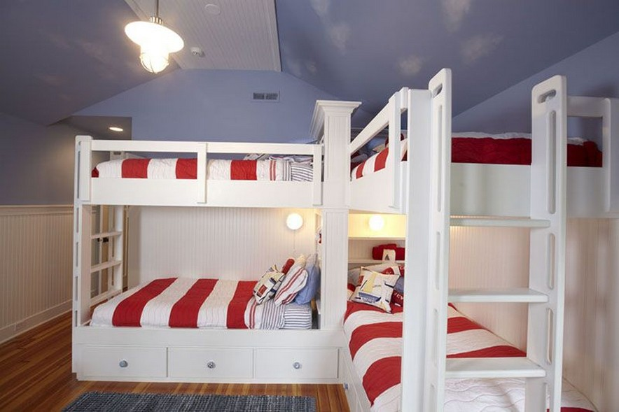 46 Best Choices Of Bunk Beds Design Ideas The Space Saving Solution 17