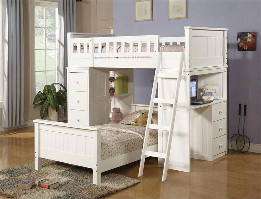 46 Best Choices Of Bunk Beds Design Ideas The Space Saving Solution 43