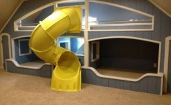 46 Kids Bunk Bed Decoration Ideas & Safety Tips 1
