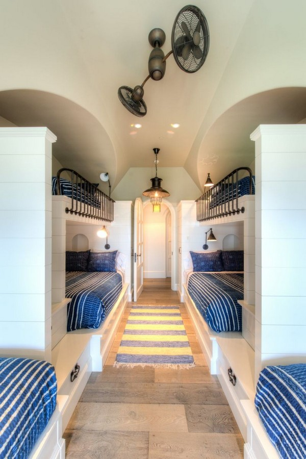 46 Kids Bunk Bed Decoration Ideas & Safety Tips 13