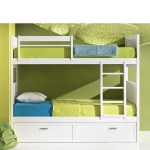 46 Kids Bunk Bed Decoration Ideas & Safety Tips 16