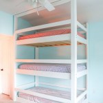 46 Kids Bunk Bed Decoration Ideas & Safety Tips 20
