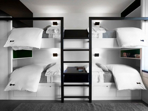46 Kids Bunk Bed Decoration Ideas & Safety Tips 22
