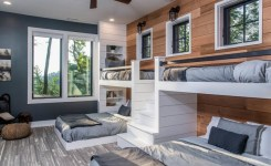 46 Kids Bunk Bed Decoration Ideas & Safety Tips 27