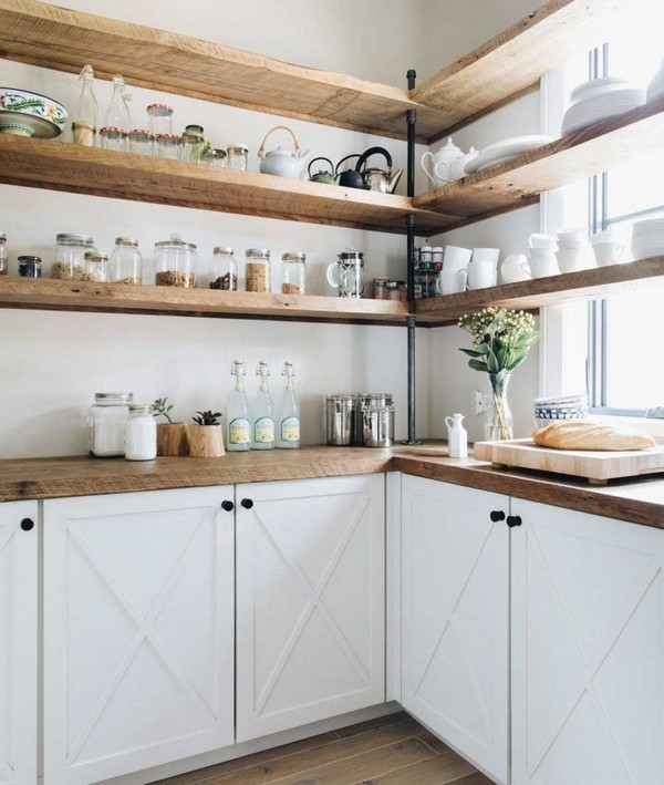 46 New Corner Shelves Ideas 003